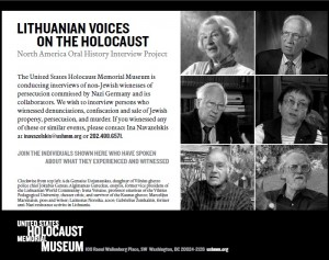 personal reaction to the holocaust museum