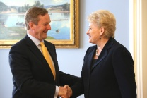 Lithuania is taking over Presidency of EU Council from Ireland