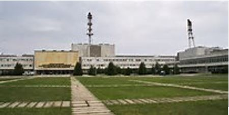 Ignalina – closed nuclear power plant in 2009