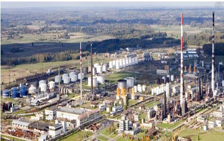 Oil Refinery – Mazeikiu Nafta (Orlean Lietuva)