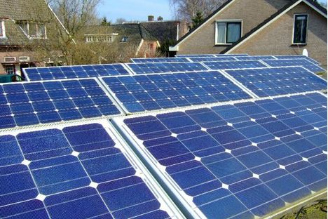 Solar Energy Generating Systems delivered in 2013 61 MW of electric power