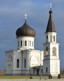 Vievis  -  Our Lady of the Assumption Orthodox Church / Храм в честь Успения Божией Матери (1843)