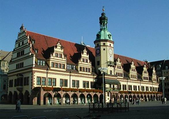 Leipzig Old Town Hall