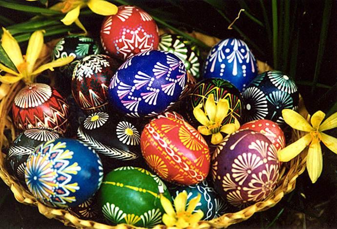 Description: Easter eggs