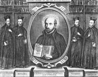 Loyola and Jesuit Theologians