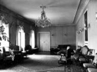 - Interior (2nd floor) of the Presidential Palace. Kaunas, 1930s. Property of LCVA