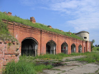 Description: Kaunas Fortress