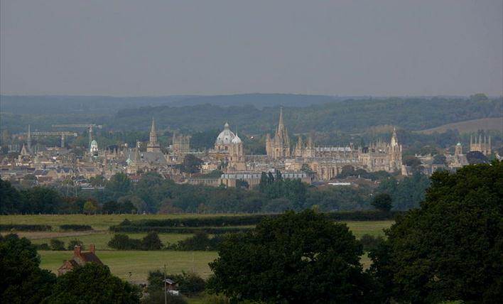 File:Oxford from Boars Hill.jpg